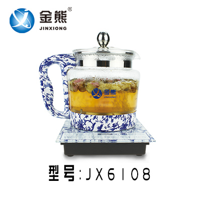 >> 金熊多功能养生壶jx6108